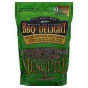 Bb Qrs Delight Grilling Pellets, for Smoke Flavor, Mesquite