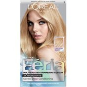 Feria Multi-Faceted Shimmering Colour 93 Light Golden Blonde Hair Color