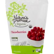 Nature's Promise Organic Frozen Strawberries