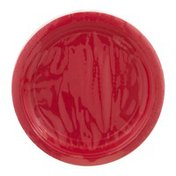 Amscan Plates Apple Red 7 Inch - 20 CT