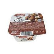 Friendly Farms Tilts Chocolate Hazelnut Greek Yogurt