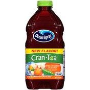 Ocean Spray White Cranberry Peach Tea Cran-Tea