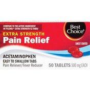 Best Choice Non-Aspirin Easy Tablets