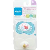 MAM Pacifier, My Little Farm, 16+ months