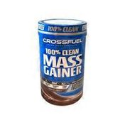 Crossfuel Chocolate Flavored Clean Mass Gainer