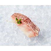 Fresh Grouper Fish Fillet