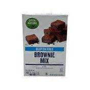 Open Nature Gluten Free Brownie Mix