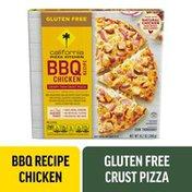 California Pizza Kitchen BBQ Recipe Chicken Gluten Free Pizza