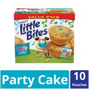 Entenmann's Little Bites Party Cake Mini Muffins