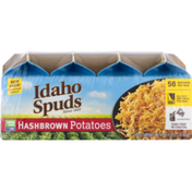 Idaho Spuds Hashbrown Potatoes