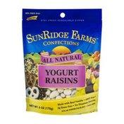 SunRidge Farms Yogurt Raisins