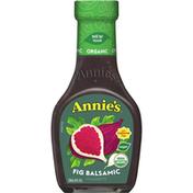 Annie's Fig Balsamic Vinaigrette Salad Dressing, Organic, Vegan