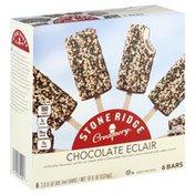 Stone Ridge Creamery Ice Cream Bars, Chocolate Eclair