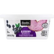 Essential Everyday Cream Cheese Spread, Blueberry