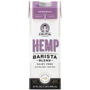 Califia Farms Hemp Barista Blend