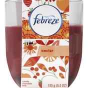Febreze Candle, Nectar
