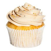 PICS Yellow Cupcakes With Buttercream 6 Pack