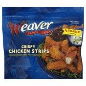 Weaver Chicken Strips, Crispy