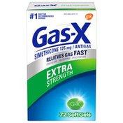 Gas-x Extra Strength Gas Relief Softgels, Extra Strength Gas Relief Softgels