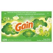 Gain Dryer Sheets, Original