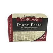 Francetown Village Foods Penne With Roasted Garlic In Tomato Sauce