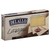 DeLallo Pasta, Lasagna, Box