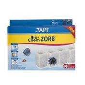 API Bio-Chem Zorb Size 4 Filter Cartridge