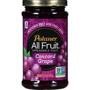 Polaner Concord Grape Spreadable Fruit