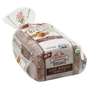 Brownberry/Arnold/Oroweat Organic 100% Whole Wheat
