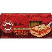 American Beauty Oven Ready Lasagna