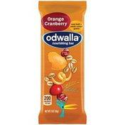 Odwalla Orange Cranberry Nourishing Bar