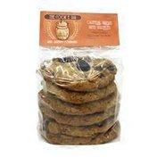 Cook E. Jar Oatmeal Raisin Cookies With Walnuts