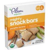Plum Organics® Mighty Snack Bars® Pumpkin Banana Bar