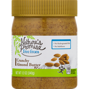 Nature's Promise Crunchy Almond Butter