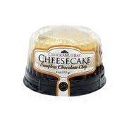 "Chuckanut Bay Foods Pumpkin Chocolate Chip Cheesecake 3"""
