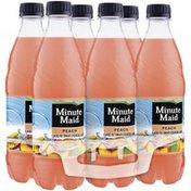 Minute Maid Peach, Fruit Drinks