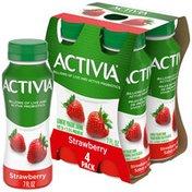 Activia Strawberry Lowfat Yogurt Drink