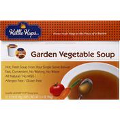 Kettle Kups Soup, Garden Vegetable, Cups