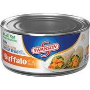 Swanson® White Premium Chunk Chicken Breast in Buaffalo Style Sauce