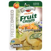 Brothers All Natural Freeze-Dried Peach Fruit Crisps