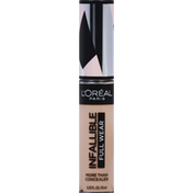 L'Oreal More Than Concealer, Full Wear, Oatmeal 345