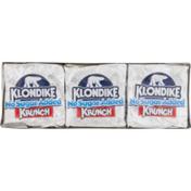 Klondike Ice Cream Bars Krunch No Sugar Added - 6 CT