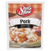 Shurfine Pork Gravy Mix