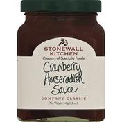 Stonewall Kitchen Horseradish Sauce, Cranberry