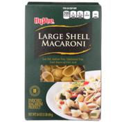 Hy-Vee Shell Macaroni, Large