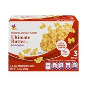 SB Ultimate Butter Popcorn - 3 CT