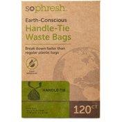 So Phresh Earth-Conscious Handle-Tie Dog Waste Bags