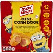 Oscar Mayer Minions Mini Corn Dogs