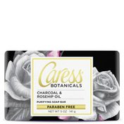Caress Beauty Bar Soap Charcoal And Rosehip Oil