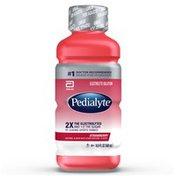 Pedialyte Electrolyte Solution Strawberry
